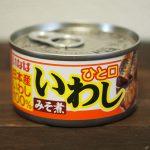 【いわし缶レビュー】いなば ひと口いわし味付【このクオリティで100円!?】