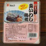 八戸協和水産『骨まで!そのまま食べられる いわし梅煮』おかずがもう一品ほしいときに!