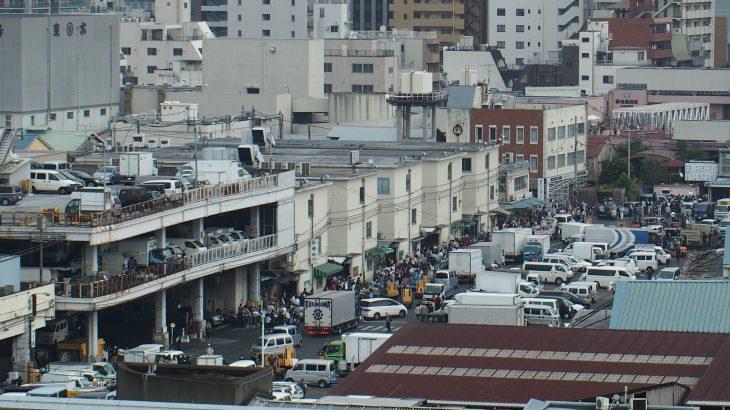 豊洲市場の仲卸売場は観光客は入場できるの?一般開放はいつから?年末にイクラや数の子が買いたい!