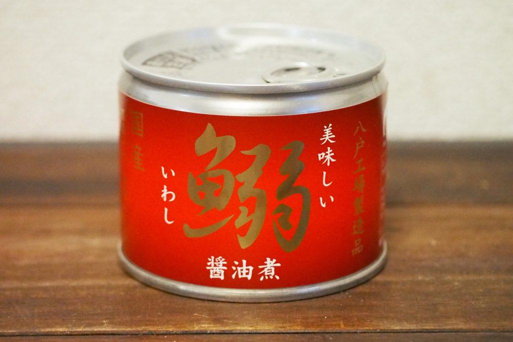 伊藤食品 美味しい鰯醤油煮