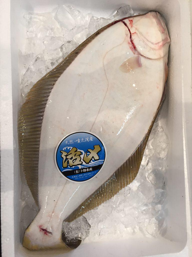 ヒラメは刺身でも寿司でも大変美味しい魚