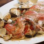 【動画あり】モテる魚料理!?キンメダイを使ったアクアパッツァの作り方を紹介します