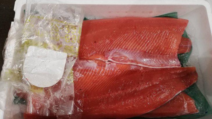 秋鮭はダイエットにぴったり!低カロリー高たんぱくでアスタキサンチンの効果もあるぞ!