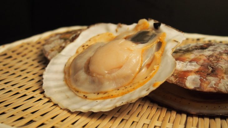 ホタテが筋トレにおすすめってホント?低脂肪低カロリーで高たんぱくで美味しい優秀食材です